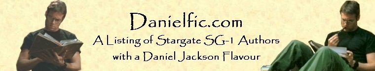 Daniel Jackson Fanfic (Fan Fiction)